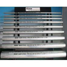 "Hot dipped galvanized steel tube upto 8-5/8"" API, ASTM, JIS.."