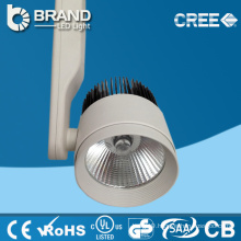 High Quality High Lumen Track Light LED 5000 Lumens COB LED Track Light