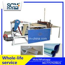 Folha de plástico / Pet Sheet / PVC Cutting Machine