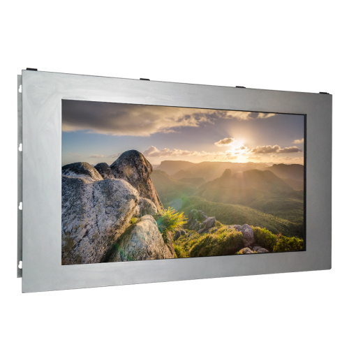 PC tactile lisible en plein air de 65 pouces