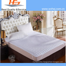 Star Hotel Luxurious Home Stripe Style Elastic Mattress Protector