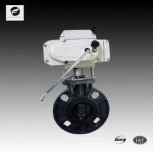 lug type flange butterfly valve 24v 110v 220v
