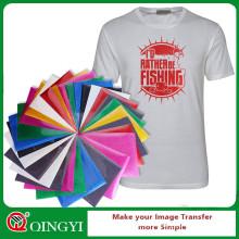 QingYi Glitzer Vinylfolie für T-Shirt