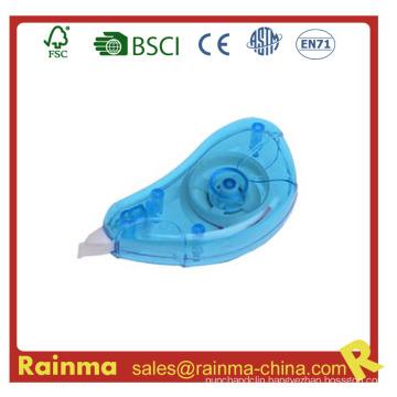 Blue Plastic Correction Tape for School