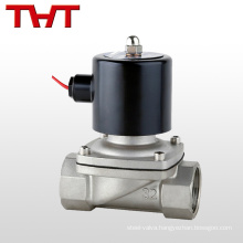 stainless steel 240 v direct acting solenoid valve