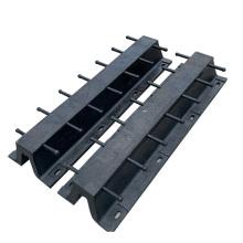 Arch super rubber marine fender with gangway ladder