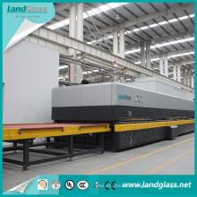 Linha de produção de vidro temperado Landglass para vidro temperado de construção