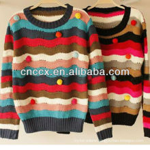 13STC5349 top selling products christmas knitted pullover