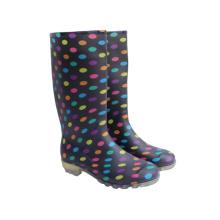 Удобные Дамы Мода дождя сапоги для женщин / женщин обувь