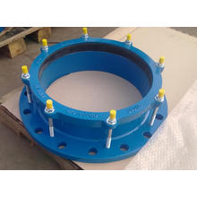 Adaptor Flange with Integrated Anchoring System