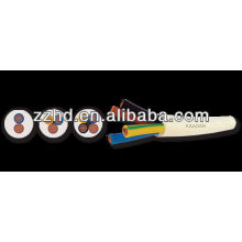 H03VV-F TTR Cable 2/3/4 Core Copper Conductor With PVC Insulation and sheath