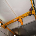 2 tonelada ng single beam electric crane