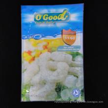 Frozen Safe Food Bag Sea Food Packing