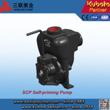 Bomba de água centrífuga auto-centrífuga tipo SCP