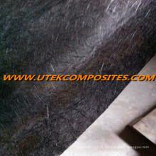 Tecido de carbono 10GSM para a superfície da rigidez