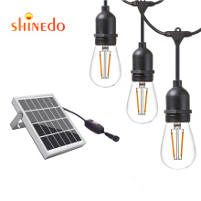 LED Waterproof Outdoor String Light Hanging Vintage Edison Bulbs Patio Lighting