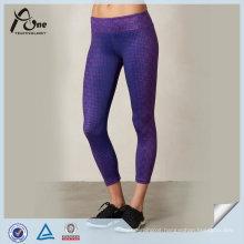 Shiny Sexy Custom Colorful High Quality Wearing Yoga Pants
