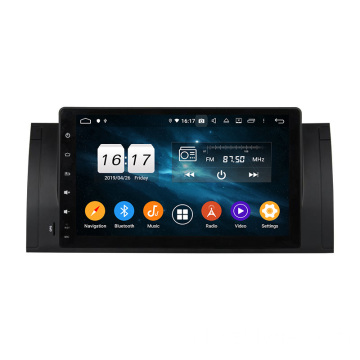 E39 Full Touch autoradio dvd-speler