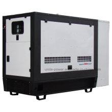 Unite Power 20kw Soundproof Isuzu Diesel Engine Power Generation
