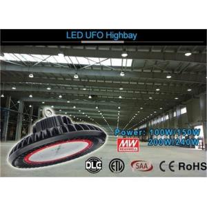 Lâmpada HighBay LED UFO High Lumen 100W