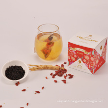 Herbal Tea Oriental Ginseng Dried Red Ginseng Goji Tea