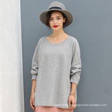 Самый лучший продавая продукт женщины кашемир свитер пуловер с самым лучшим качеством