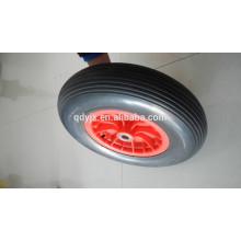 pu foam rubber wheels for wheelbarrow 4.80/4.00-8