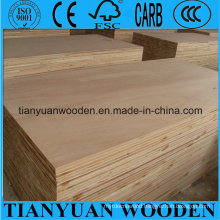 Cheap 18mm Poplar /Pine / Paulownia/Falcata Core Blockboard