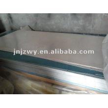 Plaque en alliage d'aluminium 3003
