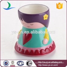 Cute Ceramic Breakfast Dining Room Novelty Wholesale Egg Cups