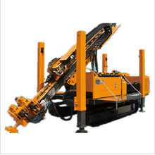 High Effective Small Fold Well Well Drilling Rig
