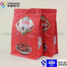 Мешок пищевой пластиковой упаковки