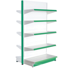 Selling Popular gondola display rack,metal white gondola,display rack