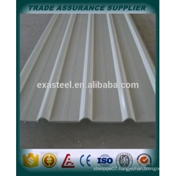 PPGI corrugated sheet for roofing sheet