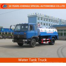 Caminhão de tanque da água de 15 Cbm 2axles
