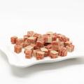 Dog Food Fish Cubes Pet Treat/ Snack