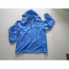 Veste coupe-vent pour hommes / veste de sport en plein air avec capuche