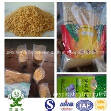 Alho de alho frito chinês para o mercado de países do Sudeste Asiático