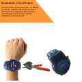 GPS anti-desmantelar Watch for Prisoners / Kids / Elers