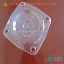 Plastic electronic vacuum form tray