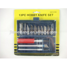13PC HOBBY KNIFE SET FACTORY YIWU