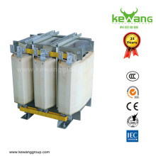 Aplicar em maquinarias com tensão de operação inferior a 1000V LV Transformador de tensão automático