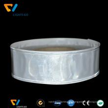 Fita reflexiva personalizada personalizada da visibilidade alta multicolorido com PVC