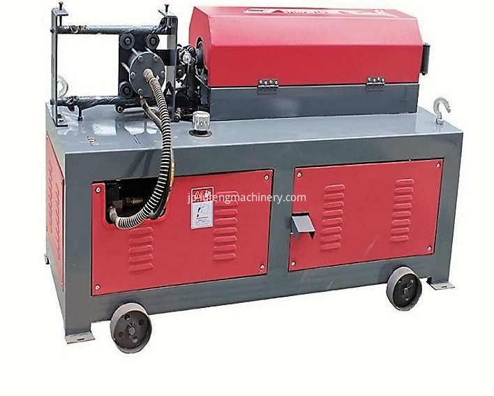 High Quality Steel Bar Straightener And Cutter Machine