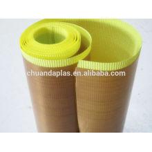 PTFE лента с теплоизоляцией из стеклоткани