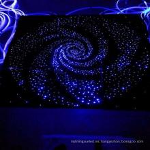 Kits de techo de estrella de iluminación de fibra óptica para niños