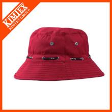 Хлопок цветочные моды пользовательских ведро шляпу