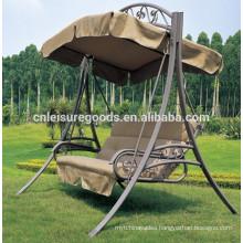 Heavy duty luxury garden swing chair