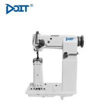 DT 82440-2H máquina de coser de punto de cadeneta de alimentación compuesta post-cama con rodillo serie