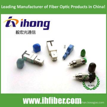 SC LC ST FC Atenuador de fibra óptica